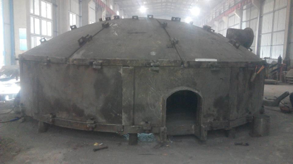 曼海姆炉硫酸钾锅