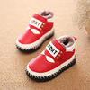 The new children's shoes children winter snow boots warm soft soled casual fashion baby toddler shoes wholesale