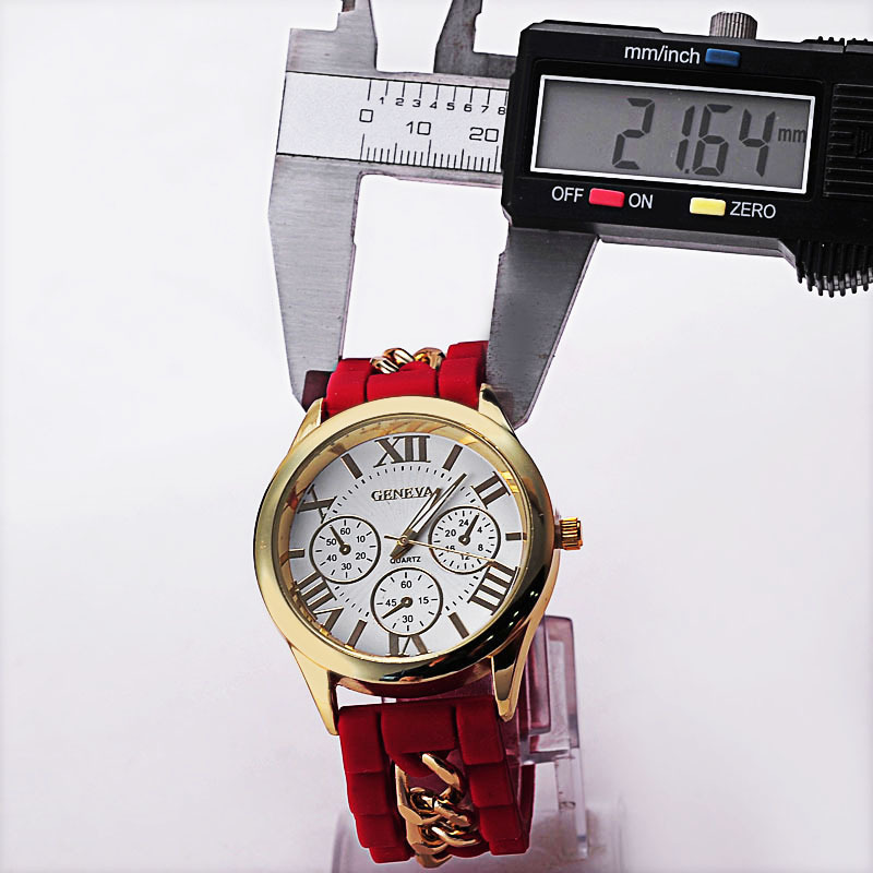 fashion Student watch (8 - red)NHMM1890-8 - red