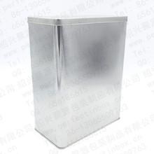 定制印刷食品级无色光油方形收纳礼品包装马口铁罐