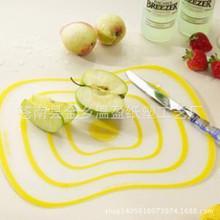 厂家直销加工定制PP分类切菜板环保PP切菜板薄片透明砧板垫板批发