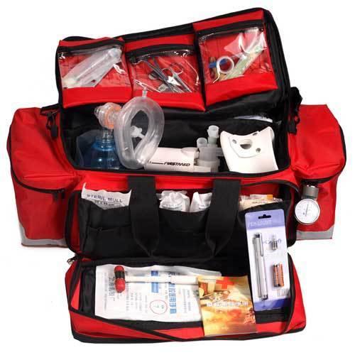 医用出诊包用品出诊型急救包 医用综合急救包