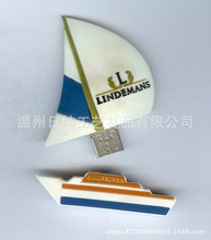 生产供应pvcU盘外套 塑胶汽车U盘套 帆船U盘套 KT猫U盘套