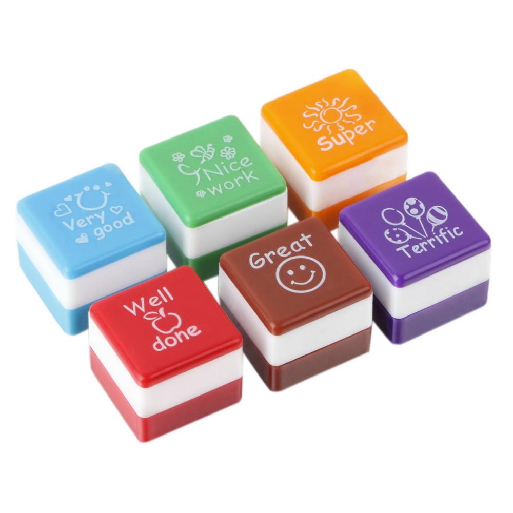 厂家专业生产 儿童玩具塑料玩具印章 可定制 量大从优