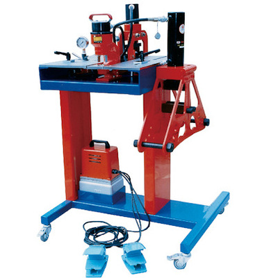 TAC-401 四合一油压母排加工机 油压分离式穿孔工具