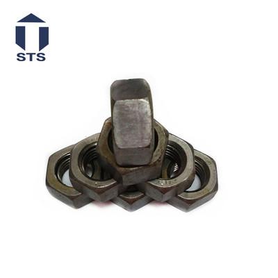 斯特斯 美制2级螺母螺帽 美标8A钢锁紧螺母 耐用防滑六角螺母