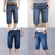 Quần jeans nam dáng lửng, kiểu dáng hiện đại, thiết kế mới