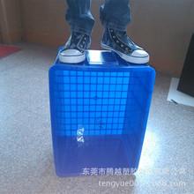 厂家直销湖南长沙5号带盖防静电塑胶箱 电子电器  塑料周转箱