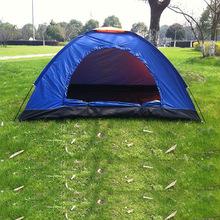 厂家供应?#24052;?#24080;篷2人帐篷户外双人露营野营儿童休闲帐防蚊虫帐篷