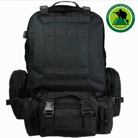 Outdoor army fan camping shoulder hiking backpack CS game equipment riding backpack