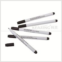 活动促销临时可洗彩绘笔 两色临时性纹身笔 TM20粗笔尖 棕色黑色