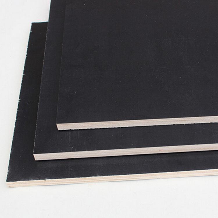 厂家长期批发覆膜胶合板 1220*2440mm清水模板