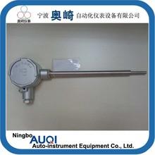 廠家特供K型鉑銠表面鎧裝熱電偶 不銹鋼耐腐蝕感溫器