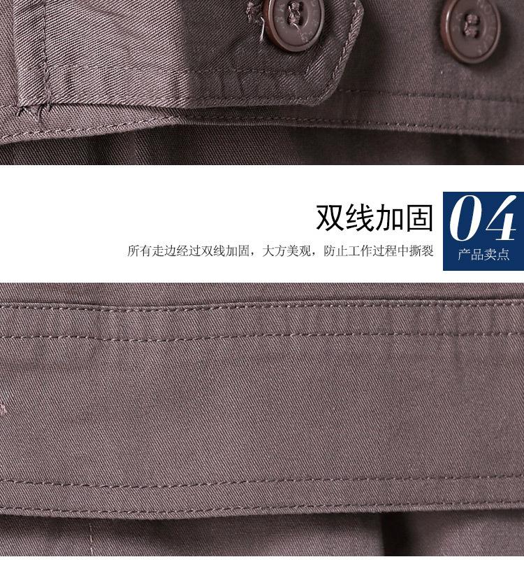 夏季抗菌防臭短袖細節展示 (3)