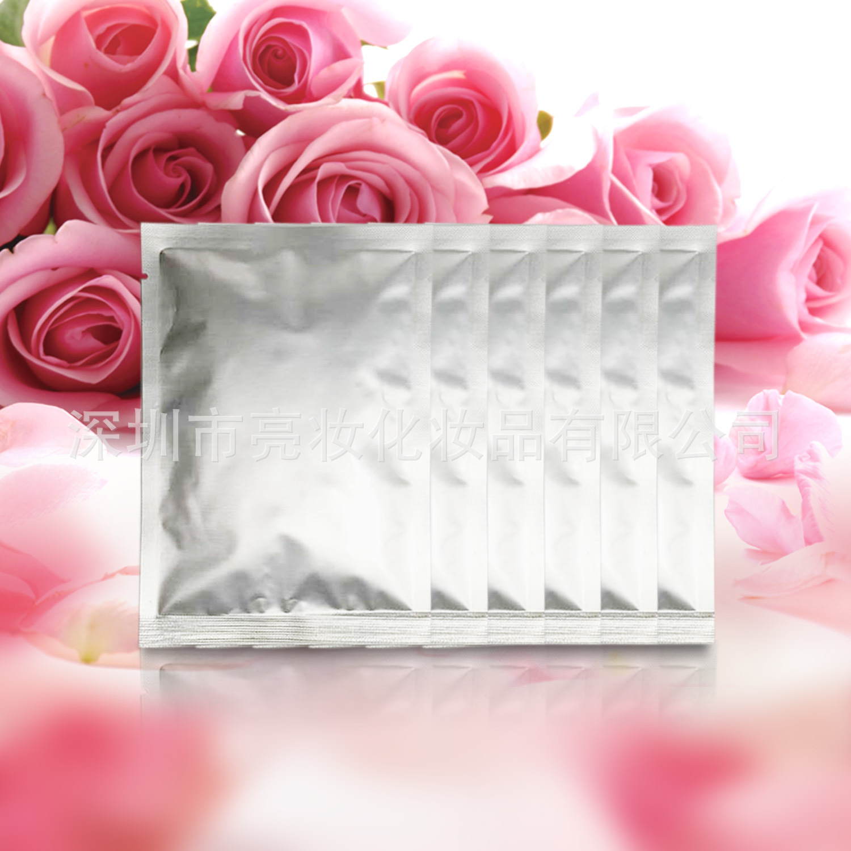 面膜小量OEM工厂代工  蚕丝面膜贴牌生产定制贴牌 化妆品厂批发