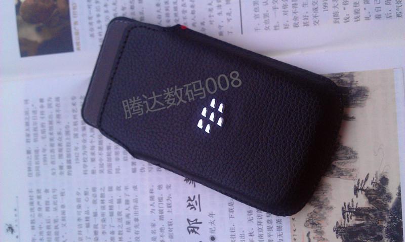 BlackBerry/黑莓Z10 休眠皮套 直插休眠保护套 可休眠 手拿式