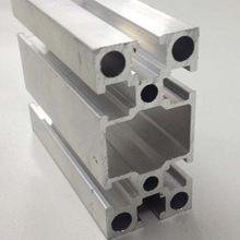 厂家直供工业铝型材 铝合金门窗 铝管 方管 圆管家具氧化CNC