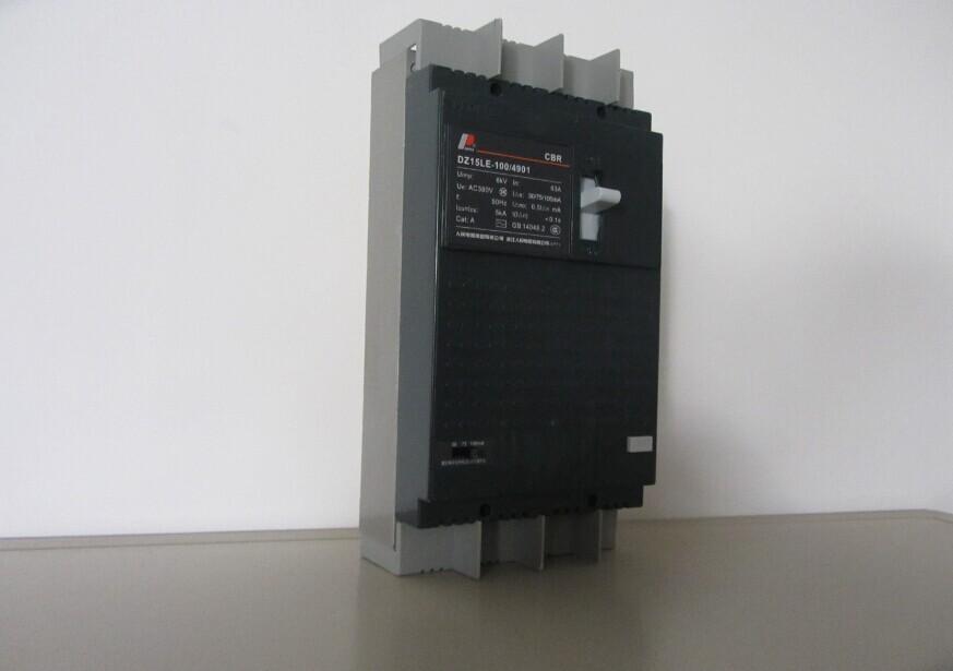 塑壳系列漏电断路器
