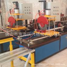 佛山厂家热镀锌铝合金方管定制 厚壁矩形方管设备 金属成型设备