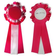 慶典 生日聚會 緞帶包布胸章 派對馬口鐵胸花 disney認證工廠