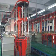 生产 自动水洗生产线 垂直升降式电镀生产线设备专业生产定制
