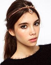 欧美热销 波西米亚风情 铆钉发带 发箍 发饰Hair accessories