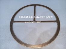 批发直销金属包覆垫片 缠绕垫片 不锈钢内外环缠绕垫片