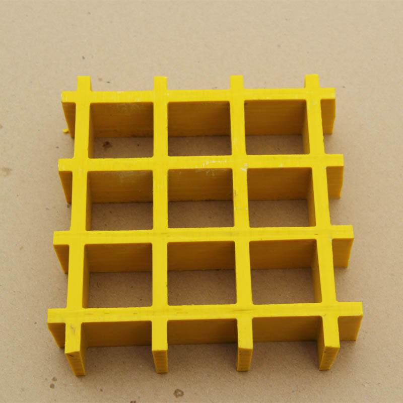 地沟盖板 4S汽车专用网格板玻纤格栅塑料格栅