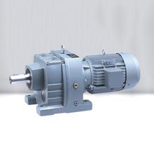厂价直销优质三联R系列斜齿减速机R147齿轮减速机 可替SEW减速机