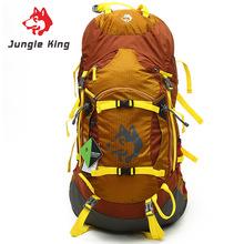 户外野营双肩包 男女通用徒步背包 55L旅行登山包 防水运动双肩包