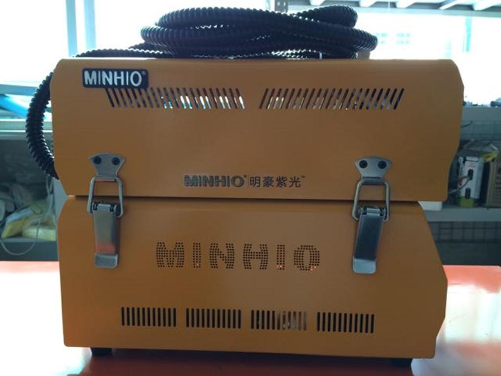 手提式光固化机_2千瓦手提式小型UV光固化机(便携、打样)