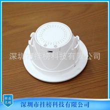 厂家销售 led筒灯外壳 开孔60mm 高质量 led新款筒灯导热塑胶外壳