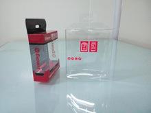 东莞樟木头镇PVC透明包装盒/塑料盒 PP透明斜纹盒子 PET透明彩盒