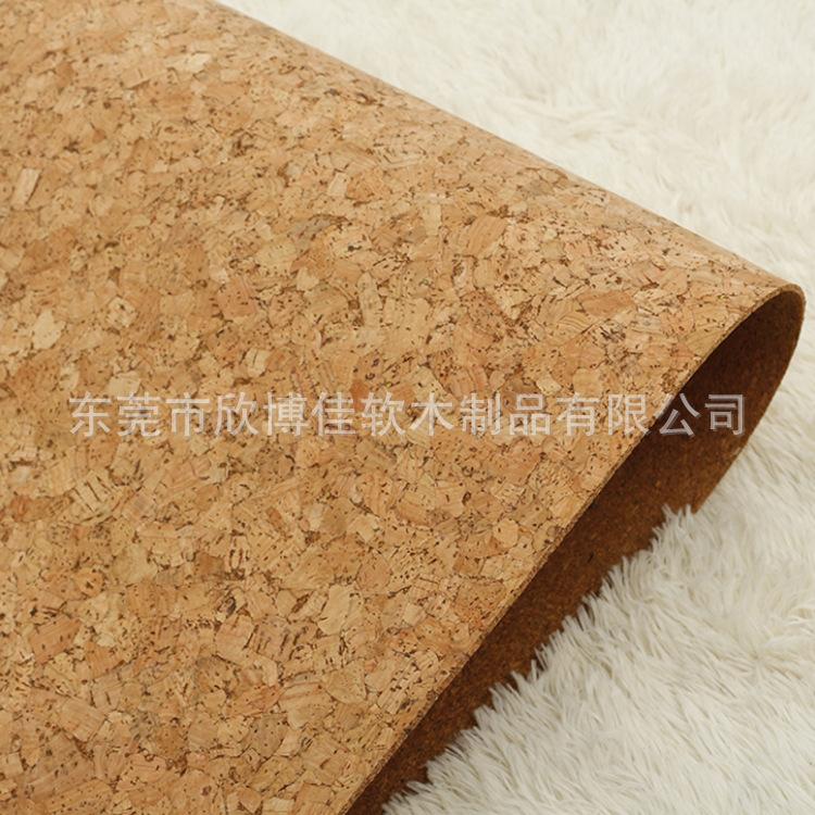 天然环保5MM6MM8MM大颗粒水松板 大颗粒水松板卷材 彩色水松板