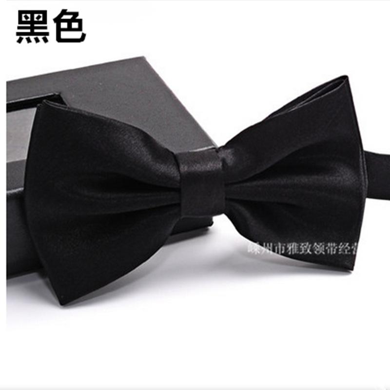 加工各种款式领结 韩版英伦蝴蝶结