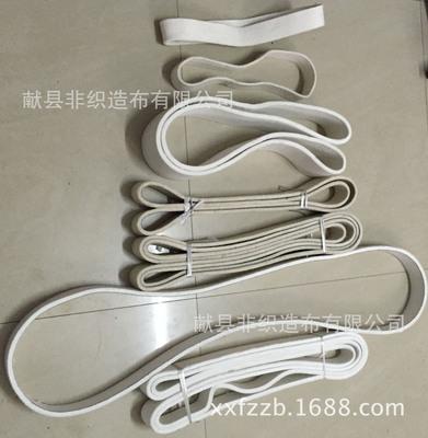 优质纸筒纸管纸芯专用抛光带 环形无缝毛毡带 羊毛抛光带包邮