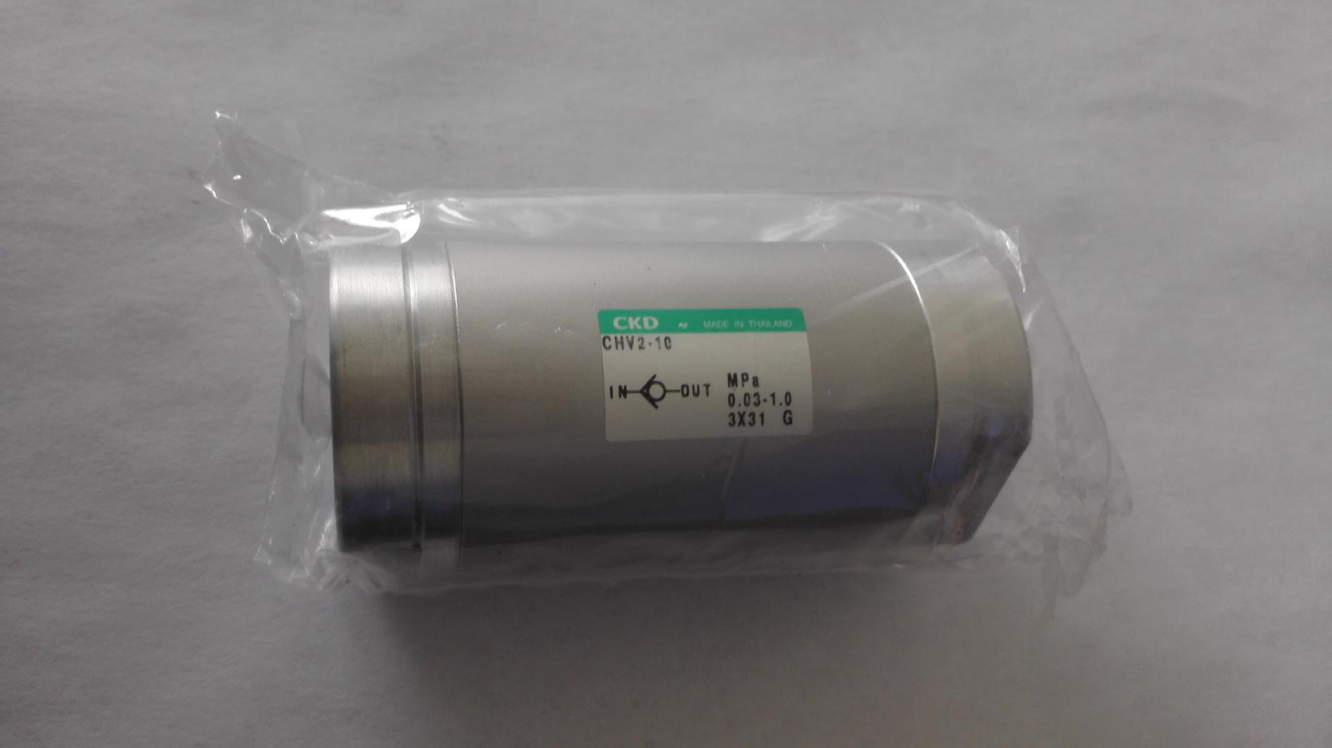 气动元件 日本 CKD 单向阀 CHV2-10 正品 日本进口