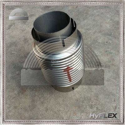 耐高温321不锈钢 车用汽车专用双层波纹管排气管生产厂家价格优惠