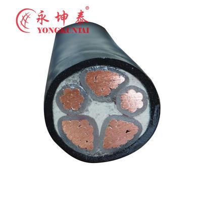 永坤泰 YJV5*95平方低压铜芯电力线缆 工业建筑厂房配电箱连接线