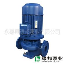 100口径系列ISG/IRG立式单吸清水离心泵管道泵增压泵热水泵循环泵