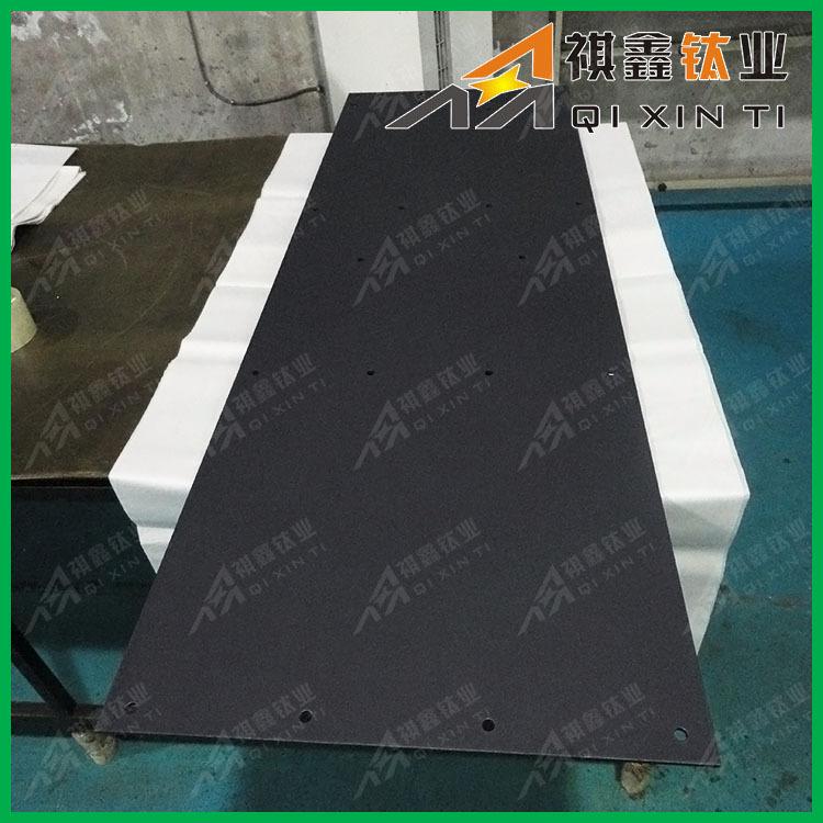 化成箔用钛阳极,馈电板,钛板,高压铝箔化成钛电极