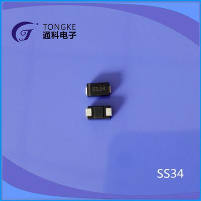厂家直销 SS34 SMA(DO-214AC)
