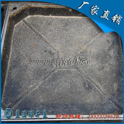 河北区球墨铸铁铺砖井盖厂家供应 河北区球墨铸铁装饰井盖价格