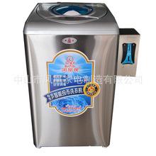 投币洗衣机(外箱全不锈钢,带臭氧消毒,已购买保险,可放心使用)