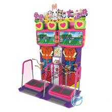 兔兔大跃进体感游戏机  大型游戏机 大型电玩设备 模拟娱乐游戏机