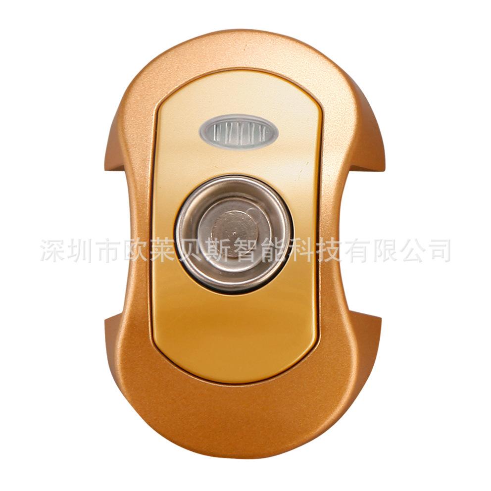 厂家供应浴室桑拿锁刷卡电子锁感应柜门锁更衣柜门锁
