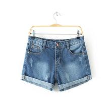 Quần short jeans nữ thời trang, kiểu dáng trẻ trung, nổi bật