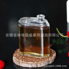 工厂订制玻璃瓶子 精美小口玻璃香水瓶 高品质复古出口欧美