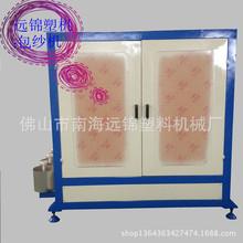广东佛山远锦塑机供应PVC编织增强包纱软管挤出机生产线
