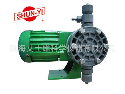 台湾顺益定量注入泵浦NE-3型 耐腐蚀高精度 游泳池水处理